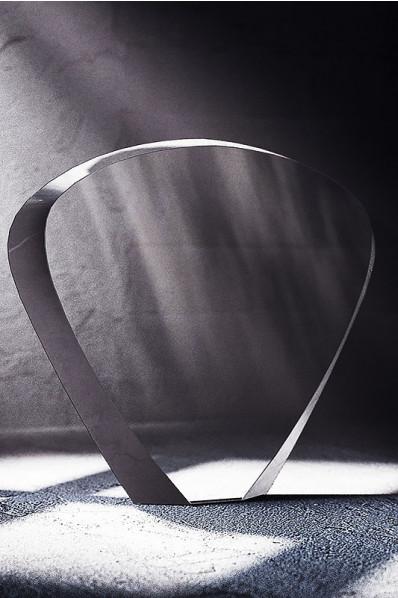 Plakieta szklana bez podstawy