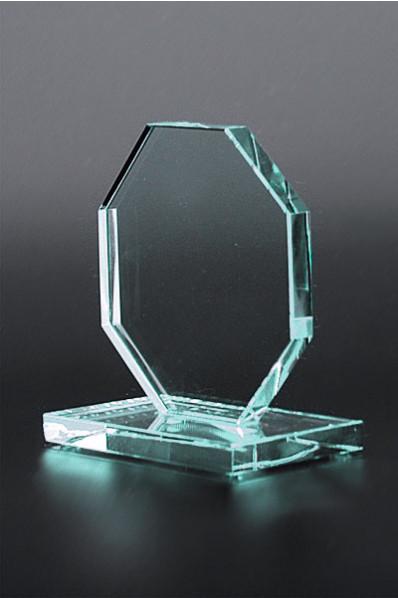 八角形トロフィー