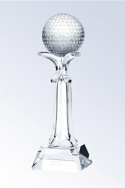 "Statuetka ""golfista"""