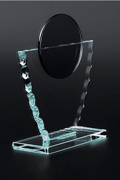 ガラスメダルカップ