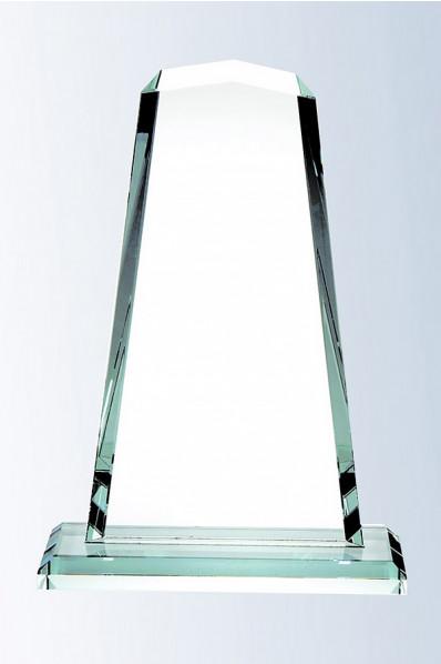 Plakieta szklana