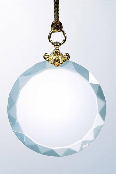 Medal ze szkła