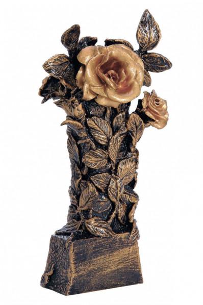 Róża z żywicy