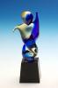 Artystyczna statuetka człowieka